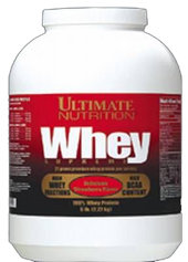 Ultimate Nutrition Supreme Whey Protein 2270гр