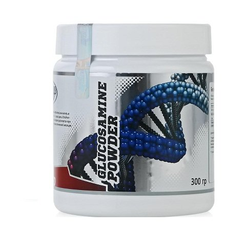 GENETICLAB NUTRITION GLUCOSAMINE POWDER (300 гр)