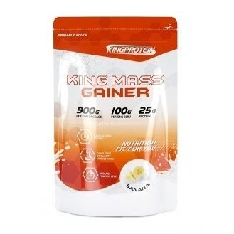 KING PROTEIN KING MASS 900гр.