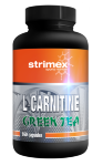 Strimex L-CARNITINE + GREEN TEA 80 кап.