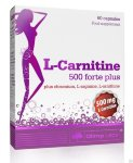 Olimp L-carnitine 500 forte plus 60 капс