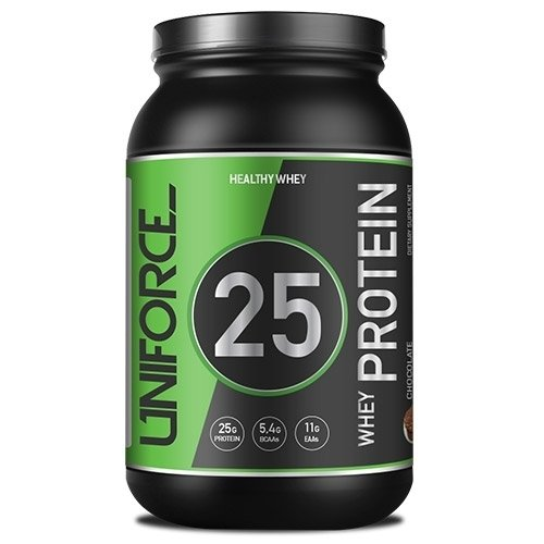 UNIFORCE 25 Whey Protein 908гр. USA