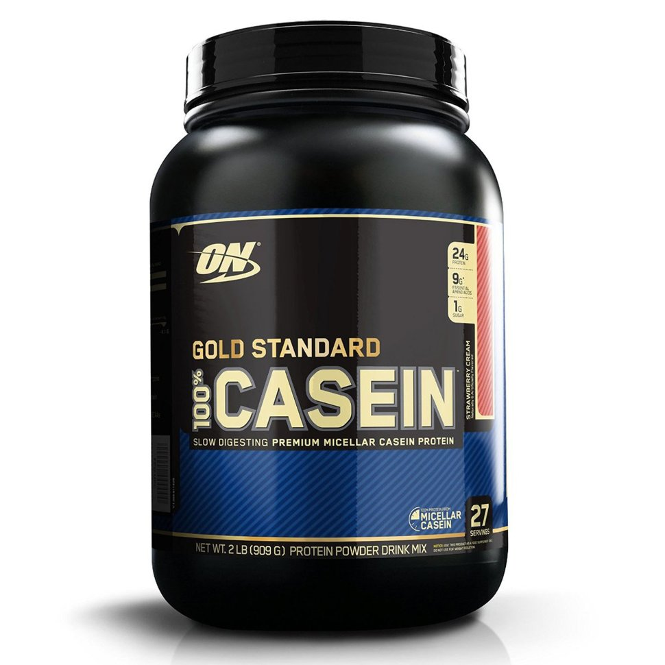 Optimum Nutrition  100% Casein Protein 909 гр