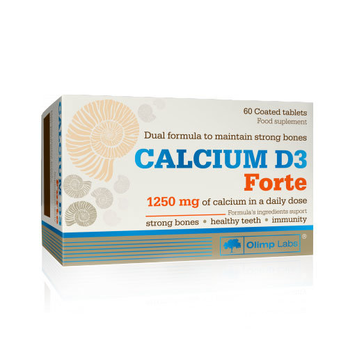 OLIMP Labs Calcium D3 Forte 60 таб