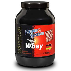 Power System TRIPLE WHEY PROTEIN 1000гр