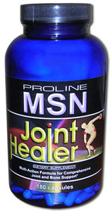 Proline MSN Joint Healer 180 капс