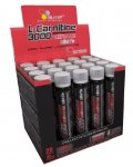 Olimp L-Carnitine 3000 Extreme Shote 20 ампул по25 мл