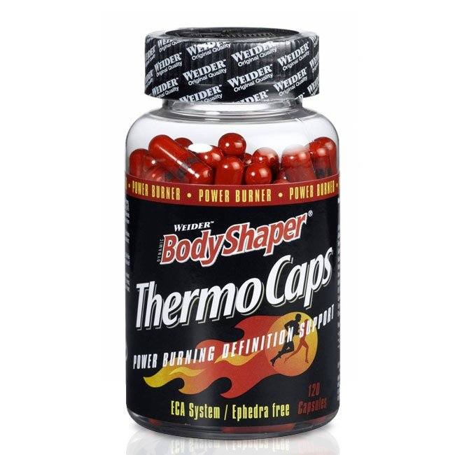 Weider Thermo Caps  (120 кап) АКЦИЯ!!!
