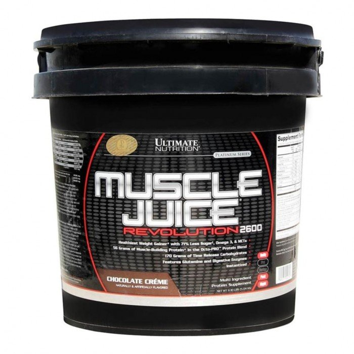 Ultimate Nutrition Muscle Juice Revolution 2600 (5000гр)