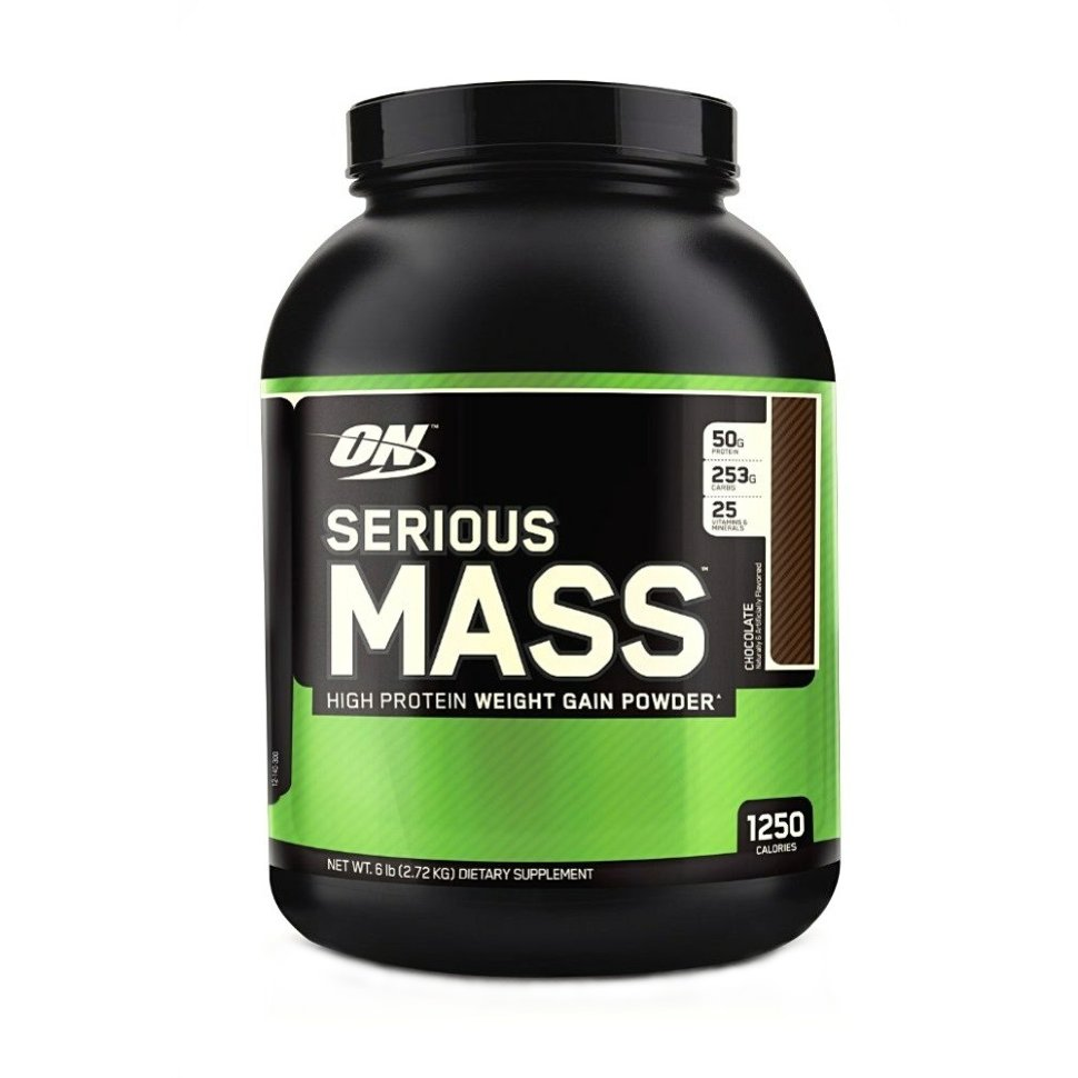 Optimum Nutrition Serious Mass 2727 гр