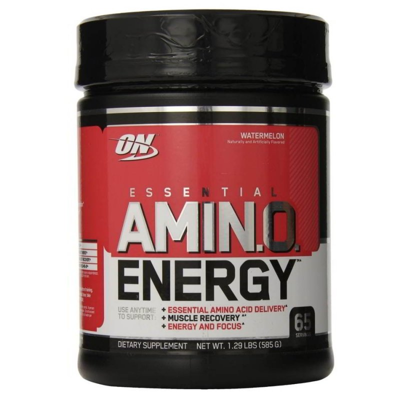 Optimum Nutrition Essential Amino Energy 585гр