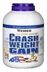 Weider Crash Weight Gain 3000гр