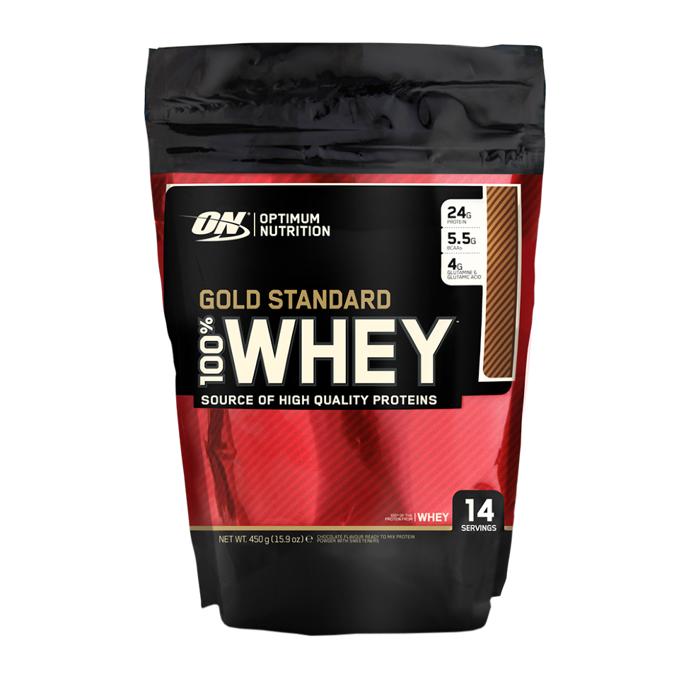 Optimum Nutrition100% WheyGoldStandard 450 гр ( Original USA не ПОЛЬША)