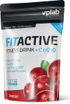 VPLaboratory FitActive Fitness Drink + Q10 (500гр.)