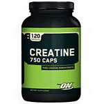 Optimum Nutrition CREATINE 750 Caps 120 капс