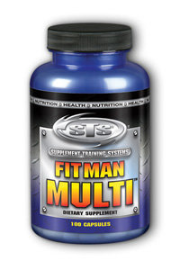 STS-Sports Fit Man Multi 100капс