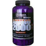 Ultimate Nutrition Super Whey Amino 2000 150 таб
