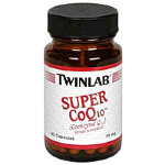 Twinlab Super CoQ10-50mg (60капс)