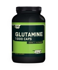 Optimum Nutrition GlutamineCaps1000mg 60 капс