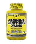 STEEL POWER Arginine Ornithine Lysine 120кап.
