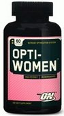 Optimum Nutrition Opti- women 60  таб