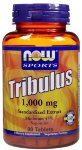 NOW Tribulus 1000 mg (90 таб)