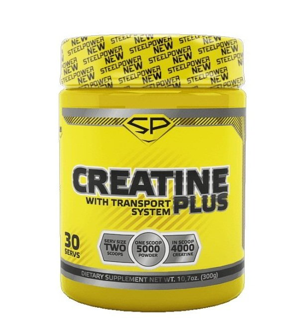 STEEL POWER Creatine Plus (300 г.)