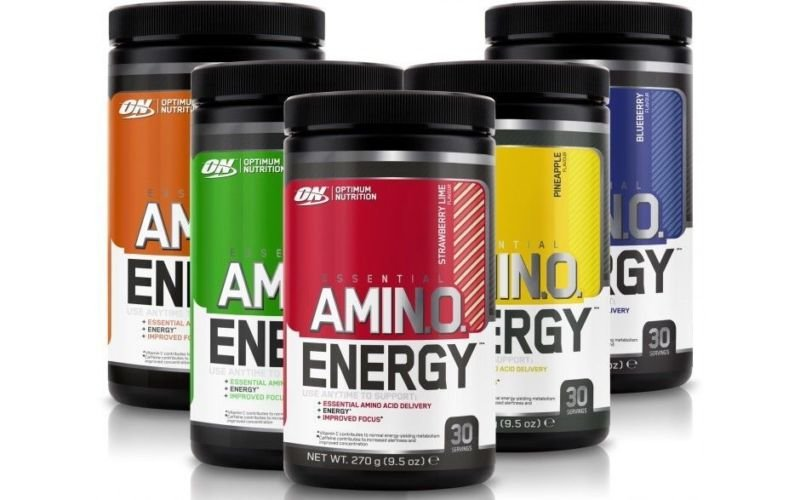 Optimum Nutrition Essential Amino Energy 270гр