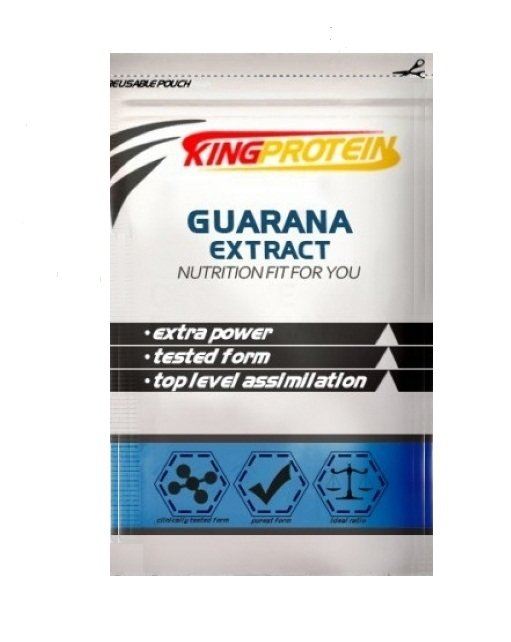 KING PROTEIN Guarana extract 50гр.(50порций)